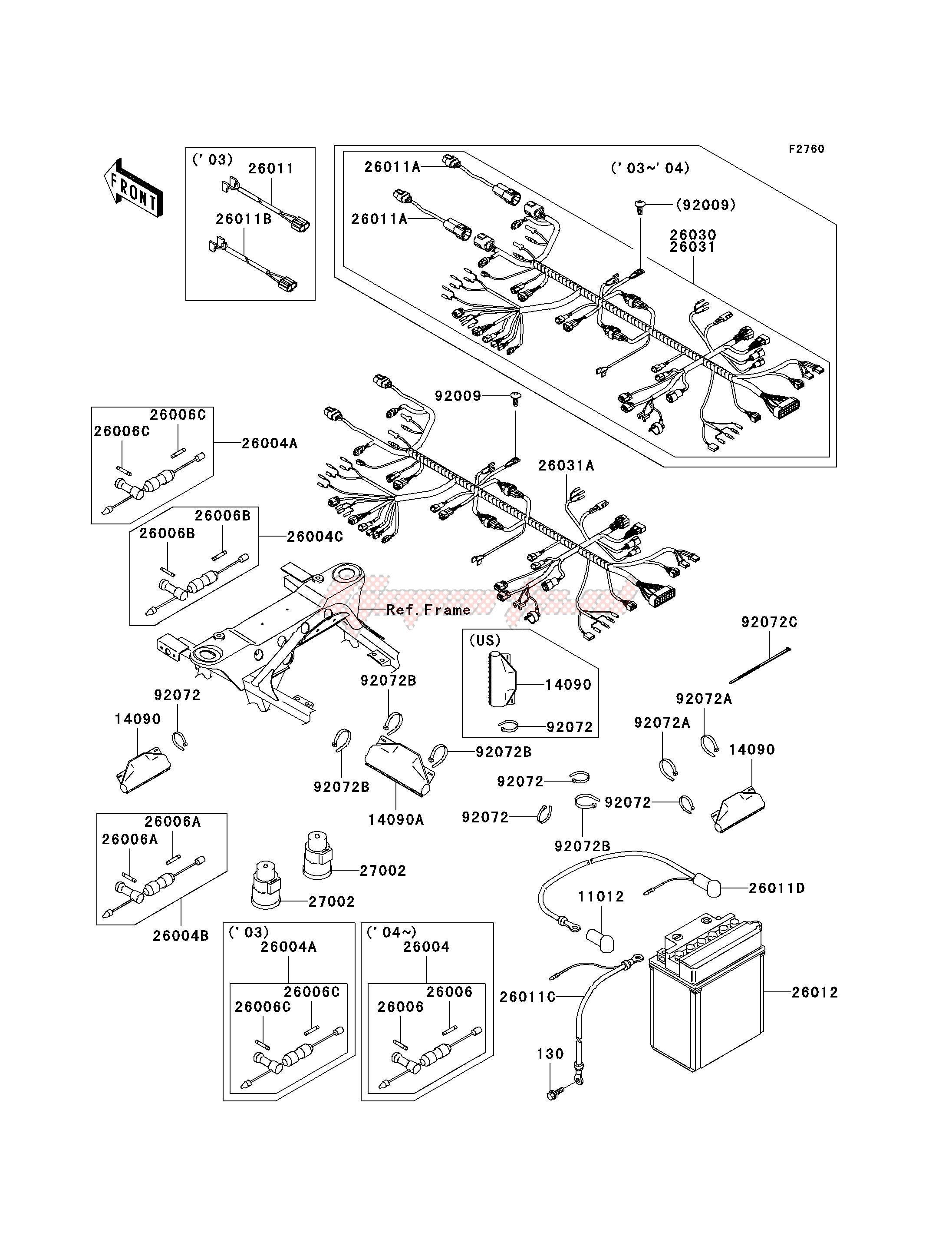 Kawasaki Prairie 360 Fuse Box - Wiring Diagram Replace list-pocket -  list-pocket.miramontiseo.it | 2003 Kawasaki 360 Engine Diagram |  | list-pocket.miramontiseo.it
