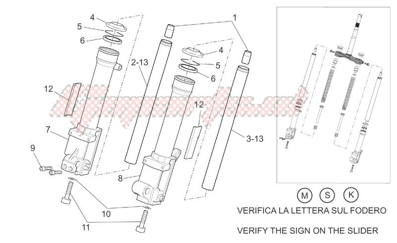 Front fork III image