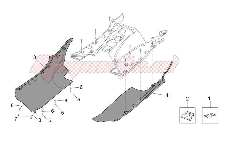 Central body - Side fairings image