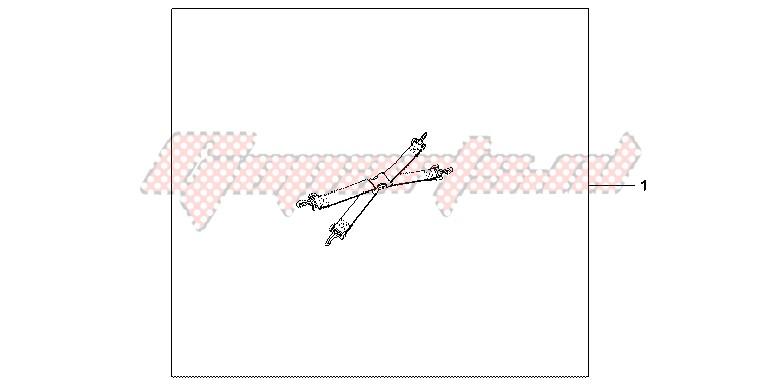 PANNIER STRAPS image