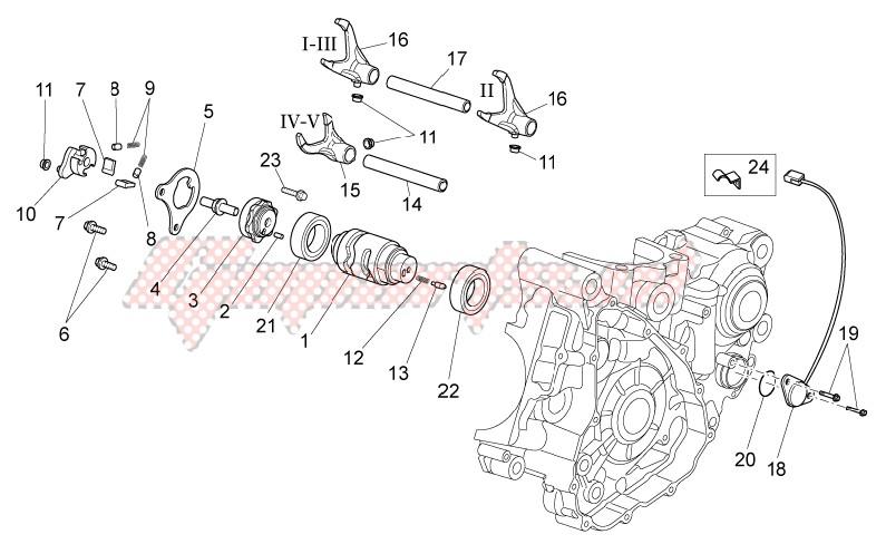 Gear box selector II image