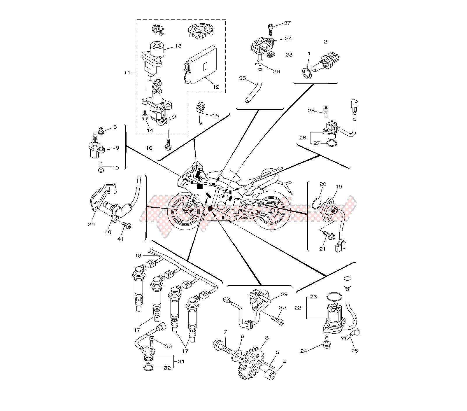 2006 yamaha r1 wiring diagram 2012 yzf r1 wiring diagram e27 wiring diagram  2012 yzf r1 wiring diagram e27 wiring