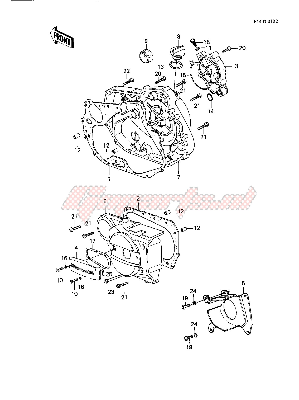 ENGINE COVERS image