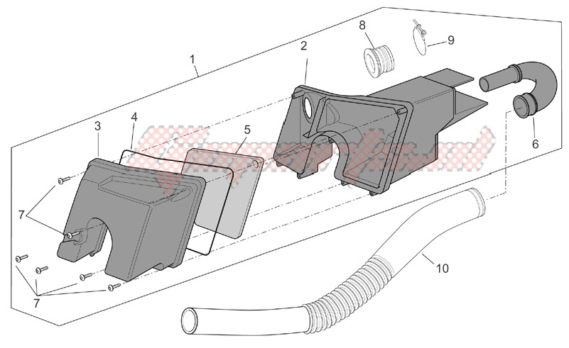 Engine-Air box