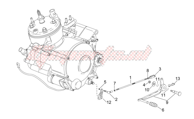 Gear lever image
