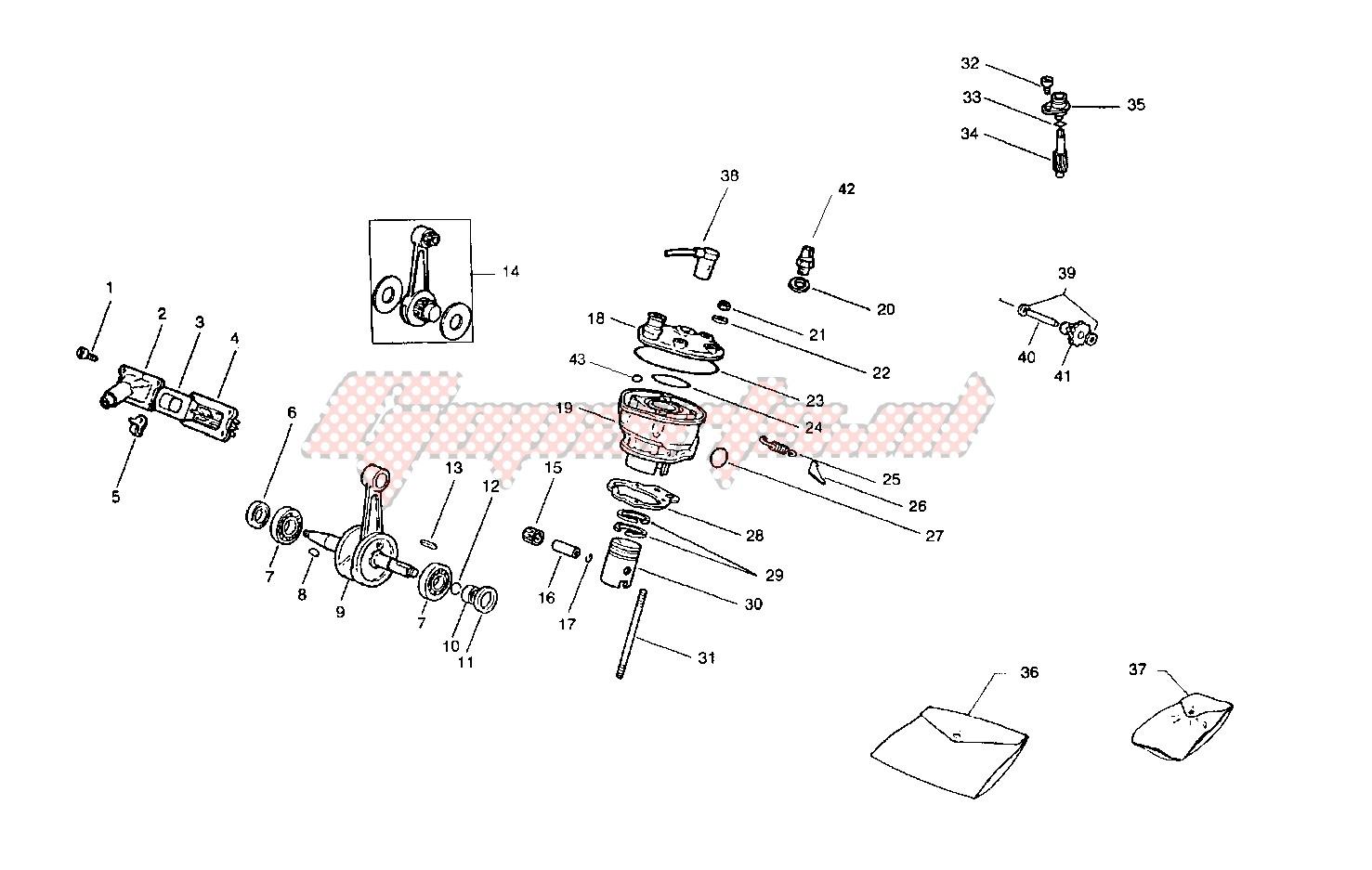 Crankshaft - cylinder image