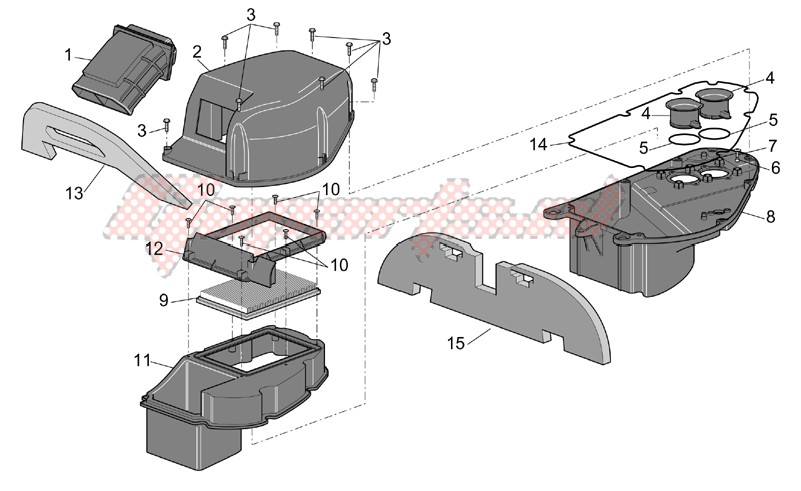 Air box I image