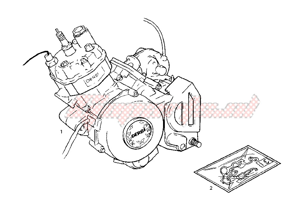 -ENGINE ASSY