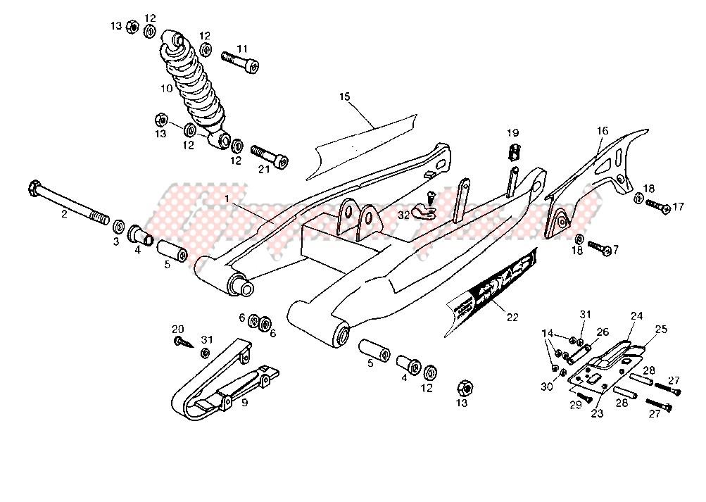 REAR ARM image