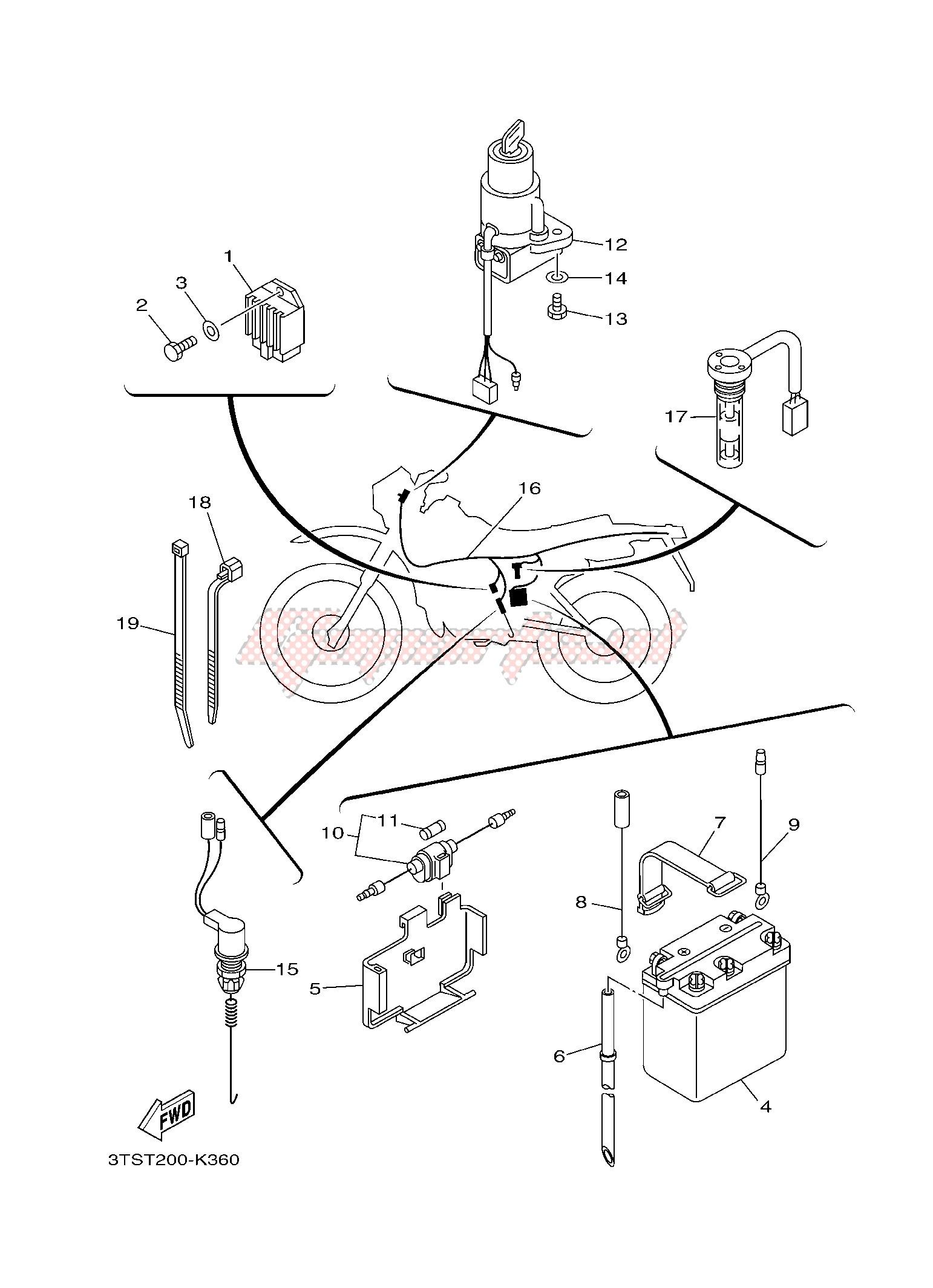 ELECTRICAL 1 blueprint