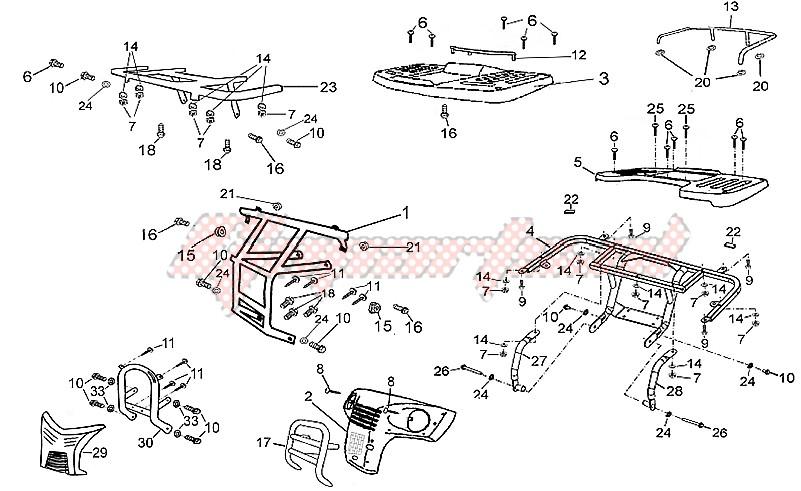 Parcel rack- Protection image