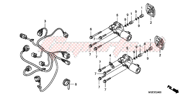 LINEAR SOLENOID image
