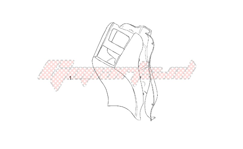 Front shield image