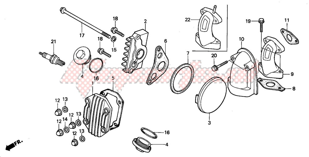 -CYLINDER HEAD COVER