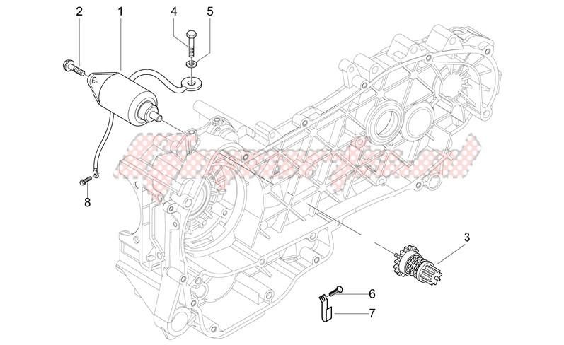 Starter motor - Ignition unit image