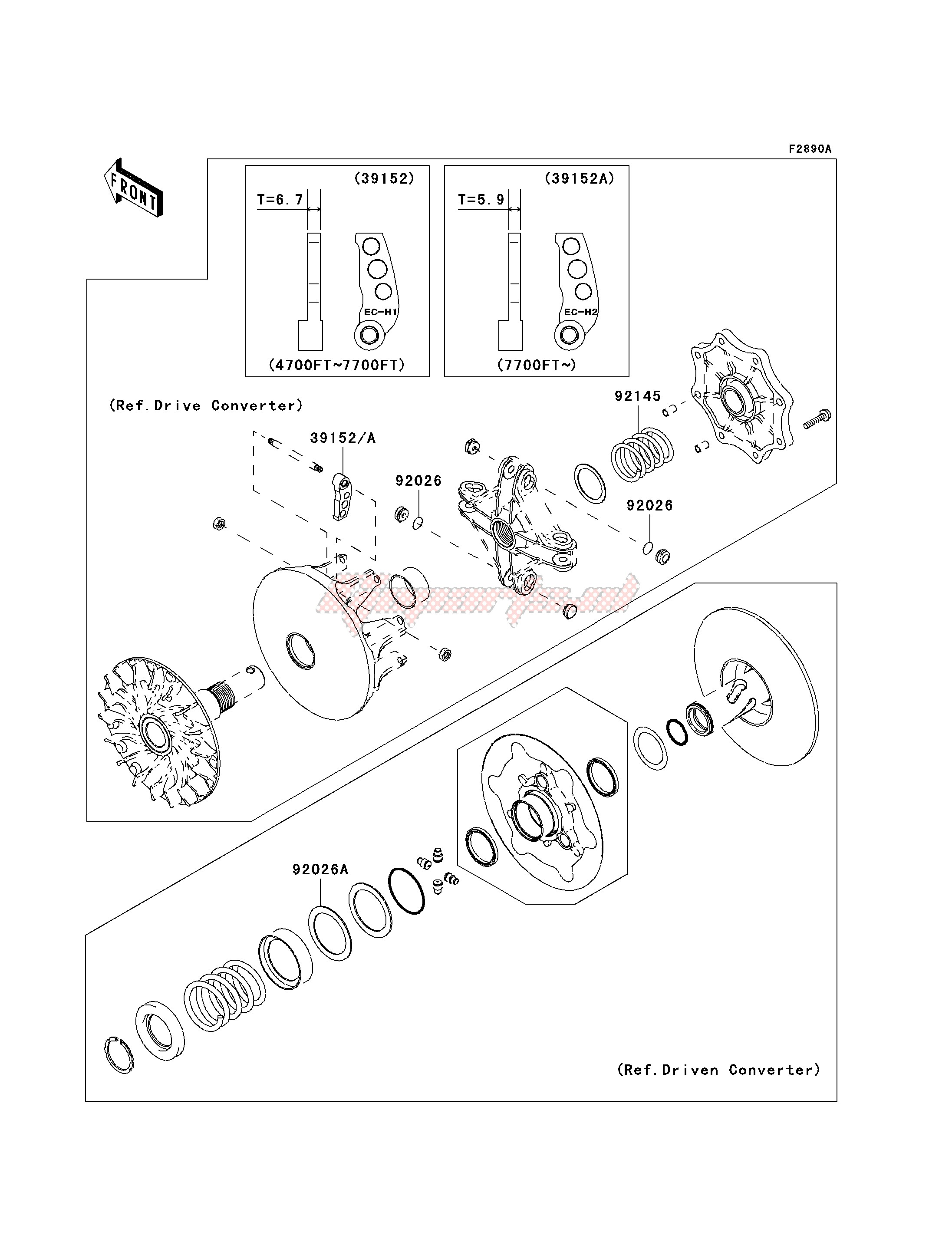 Accessories-OPTIONAL PARTS-- CONVERTER- -