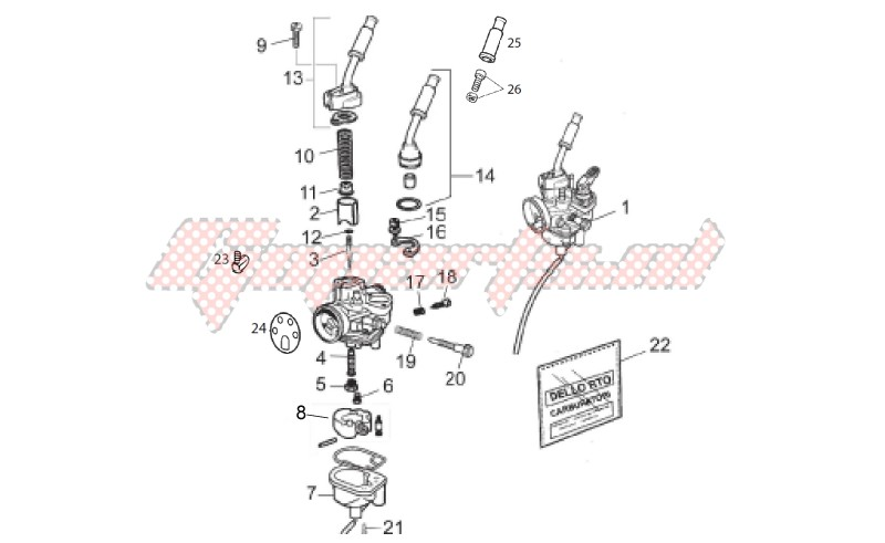 Carburettor image
