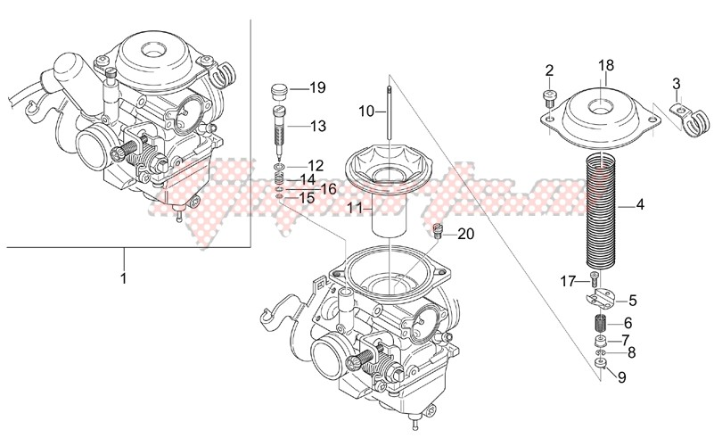 Engine-Carburettor I