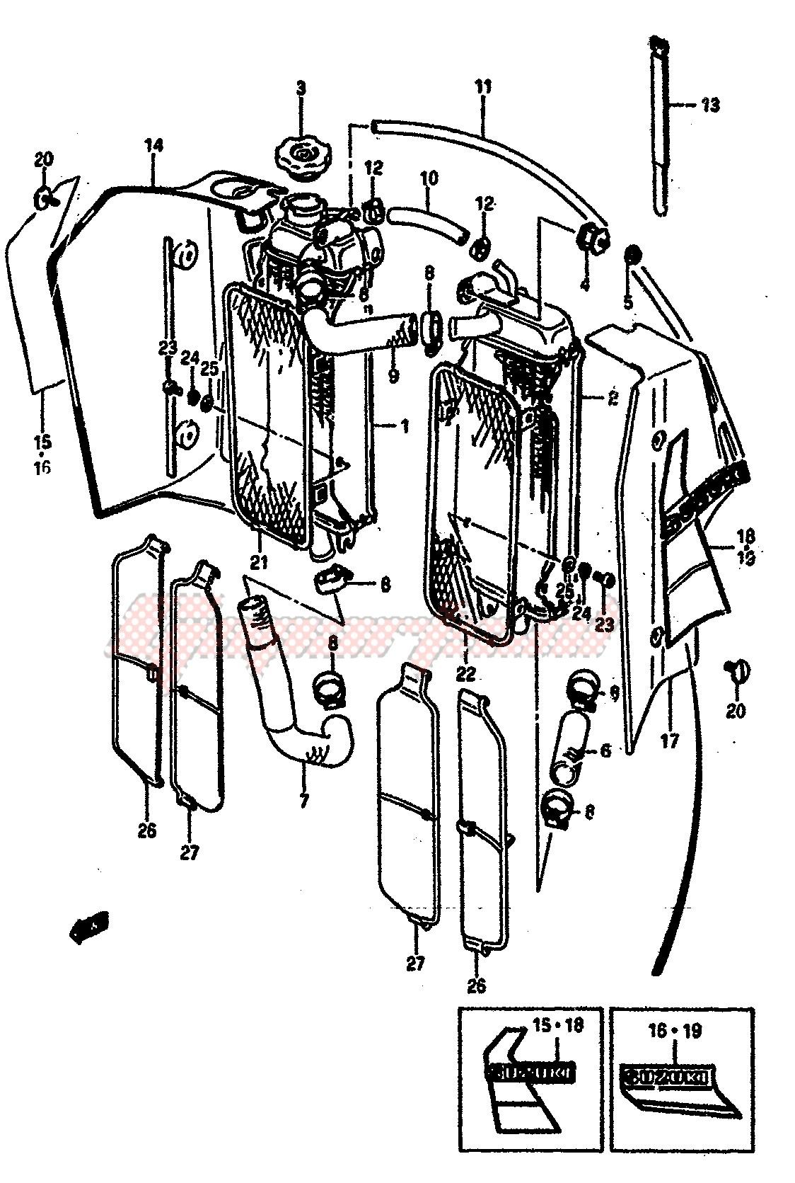 RADIATOR blueprint