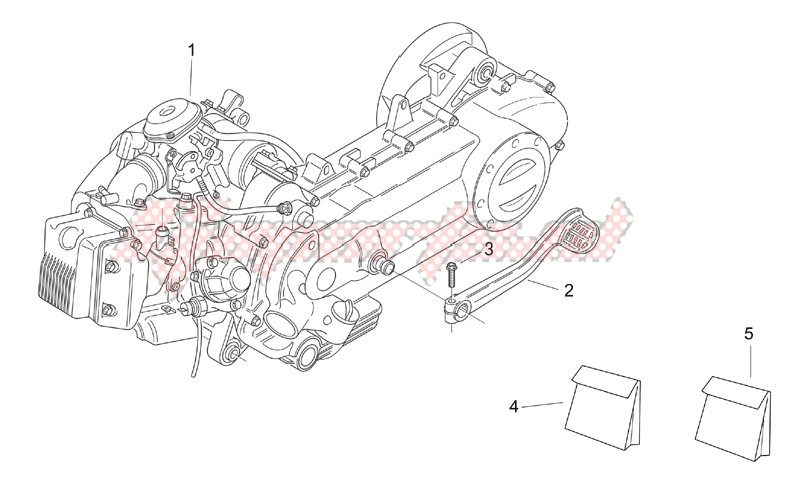 Frame-Engine - Gaskets