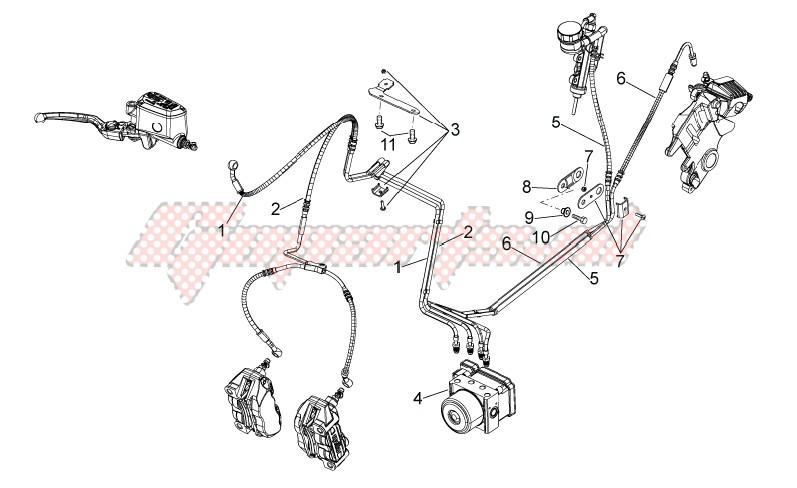 ABS Brake system image