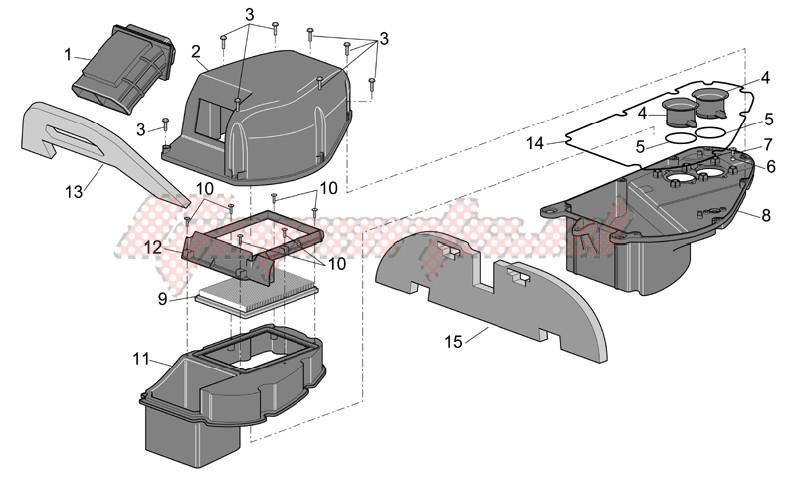 Air box I image