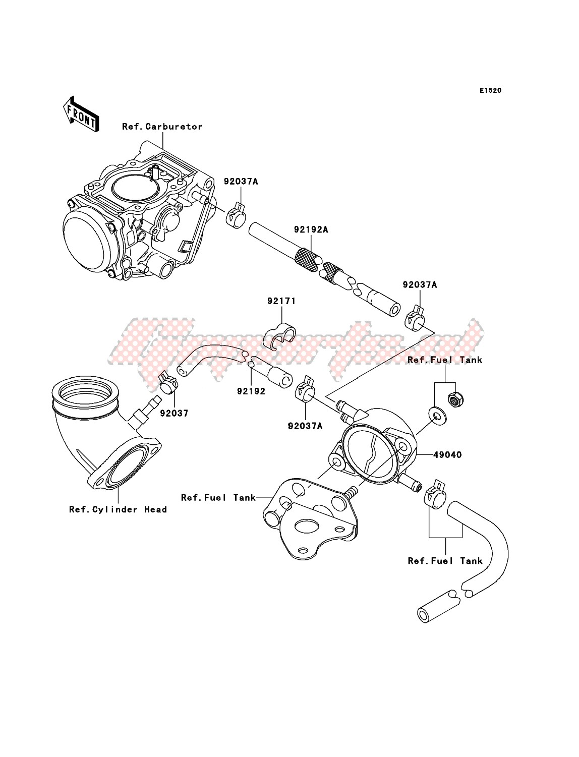 Engine-Fuel Pump