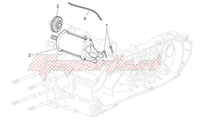 Starter motor II image