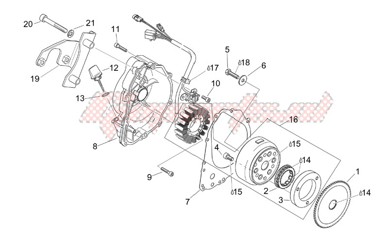 Engine-Ignition unit