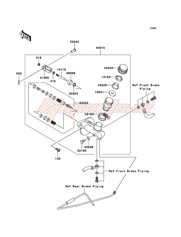 Master Cylinder image