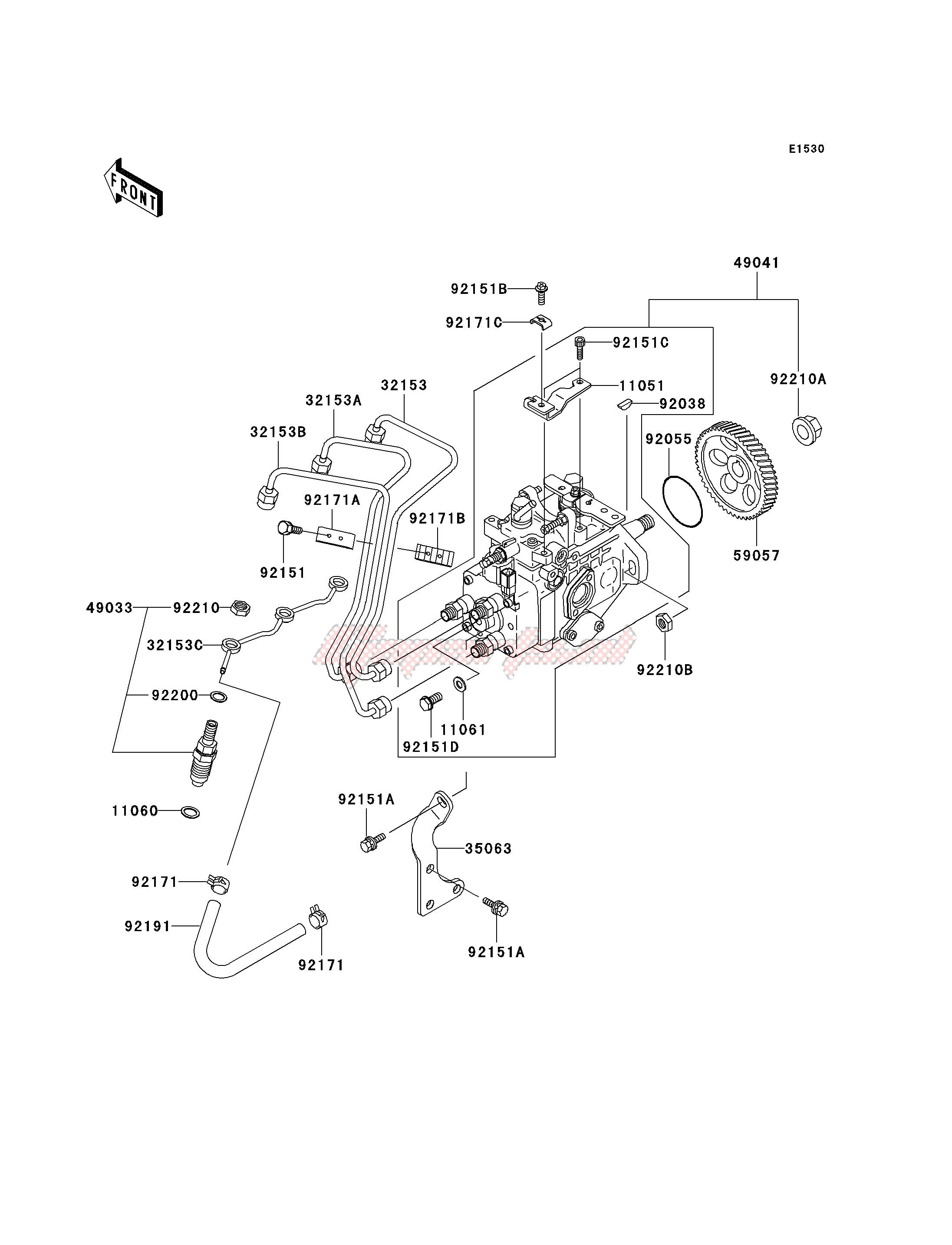 FUEL INJECTION image