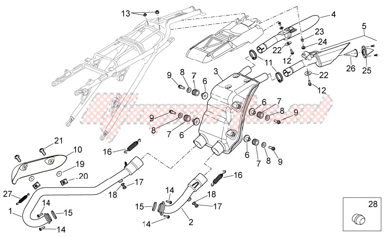 Exhaust unit I image