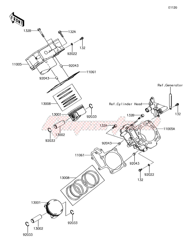 Cylinder/Piston(s) image