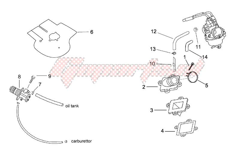 Supply - Oil pump image