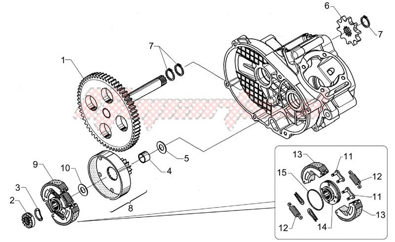 Transmission-Clutch image