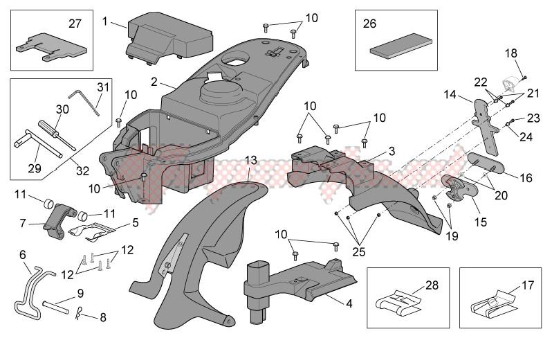 Rear body II image