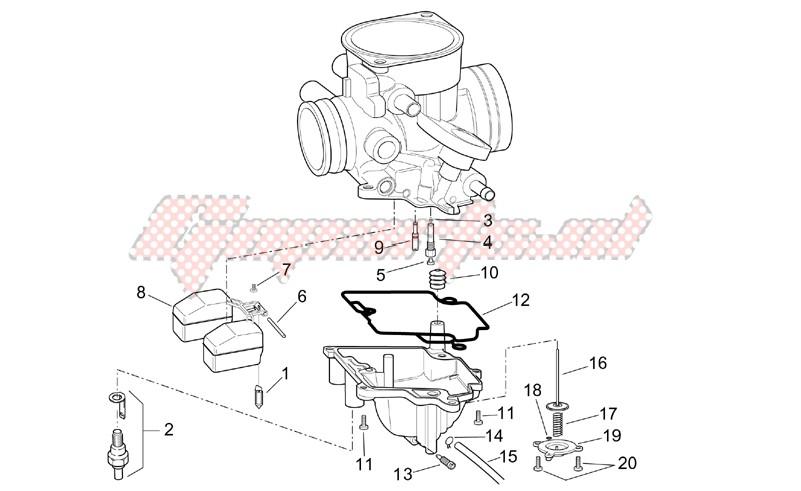Carburettor IV image