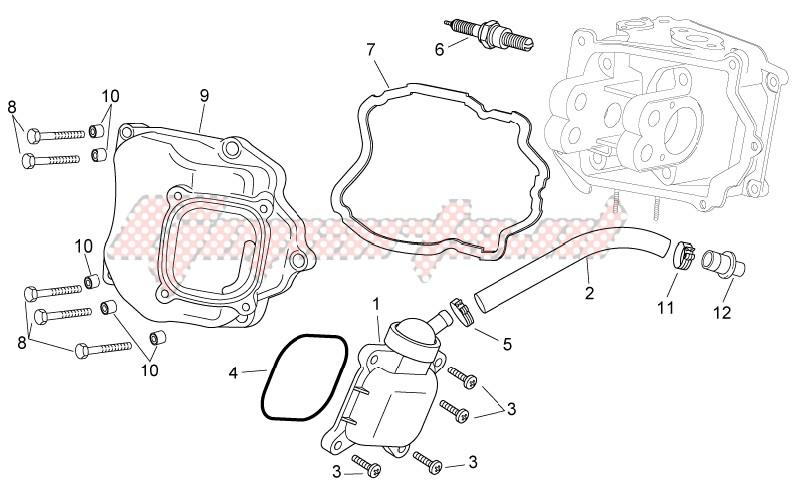 Oil breather valve image