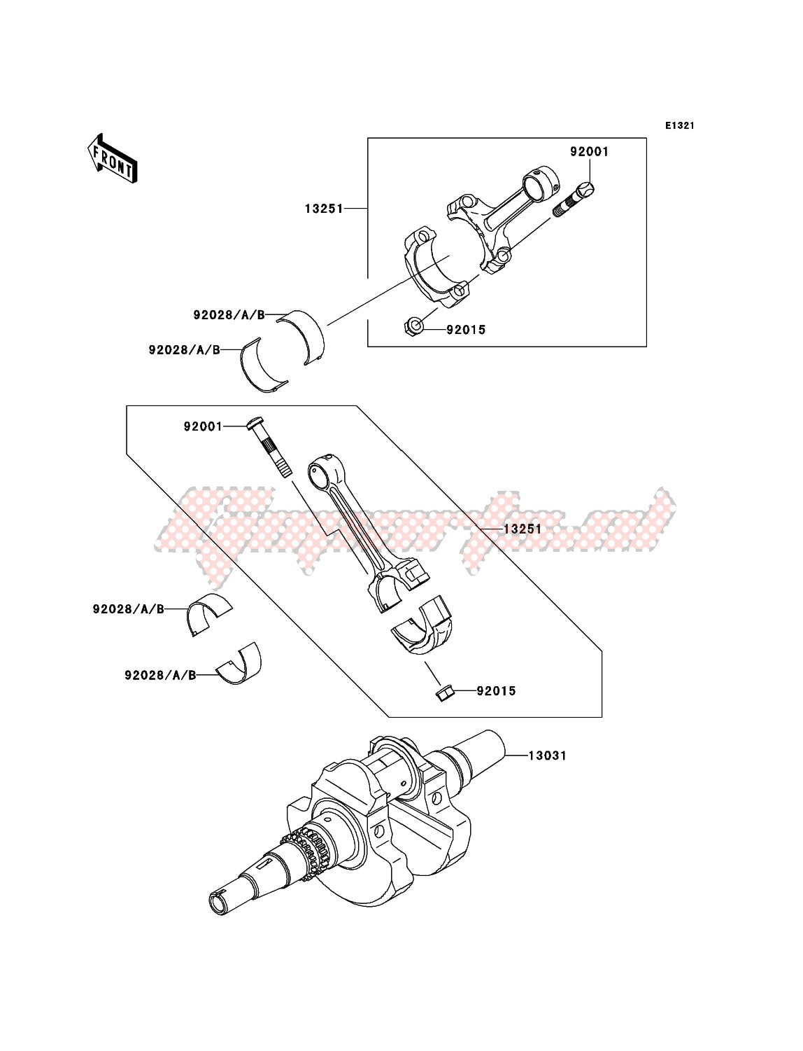 Engine-Crankshaft