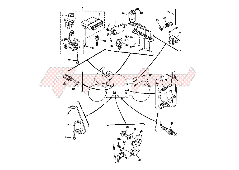 ELECTRICAL DEVICES blueprint