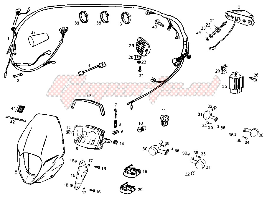 -WIRING HARNESS