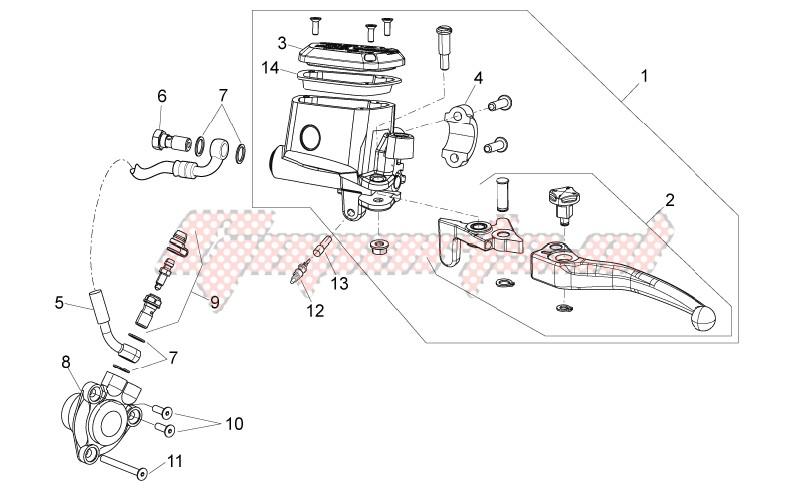 Clutch pump image