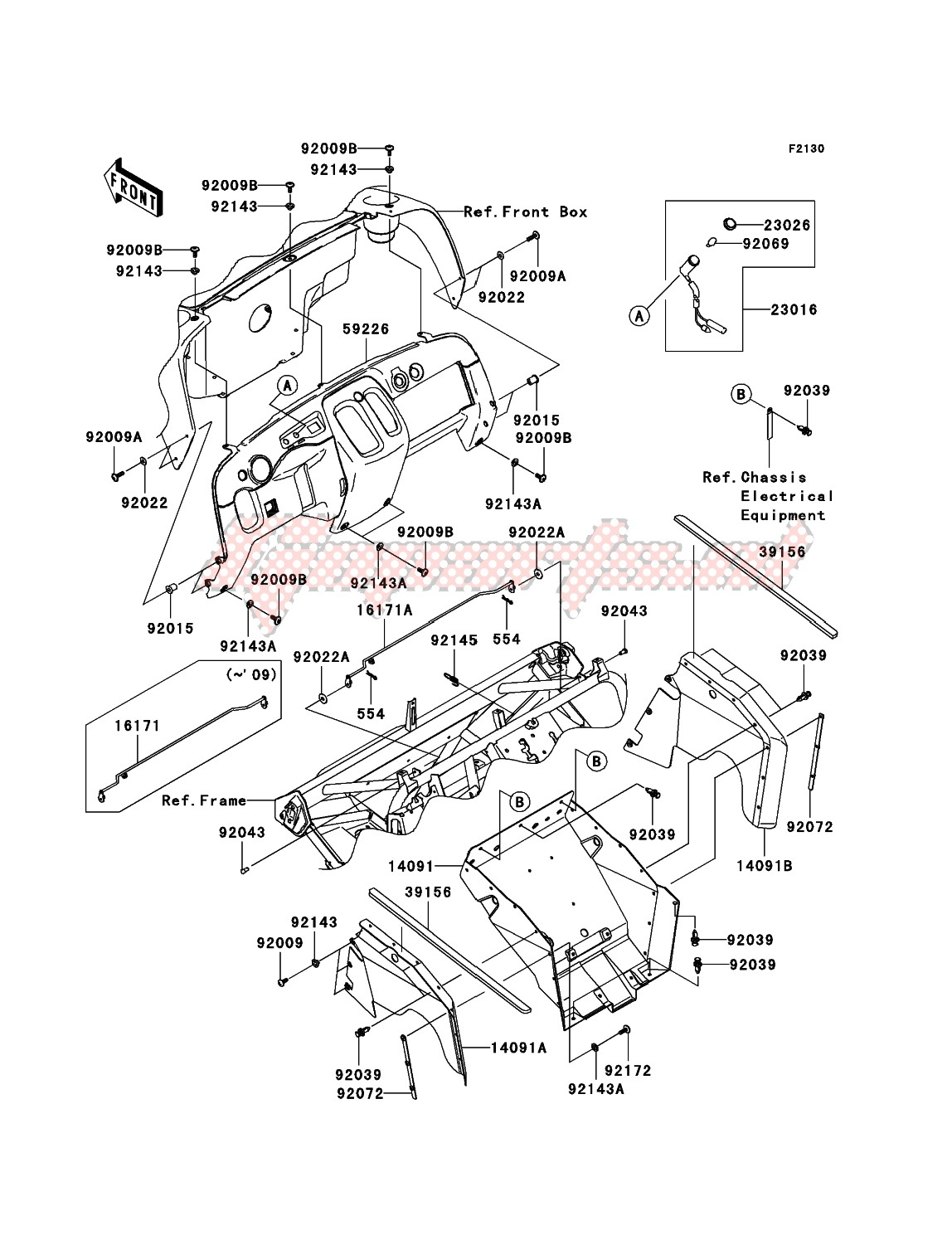 Frame Fittings(Front) image