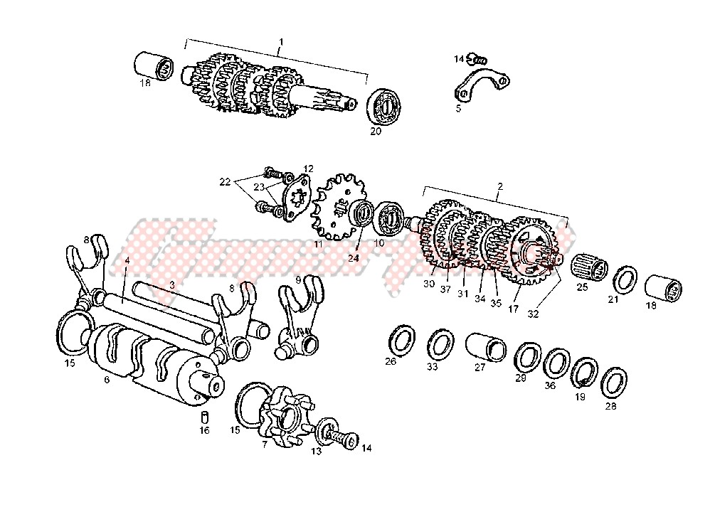 GEAR BOX image