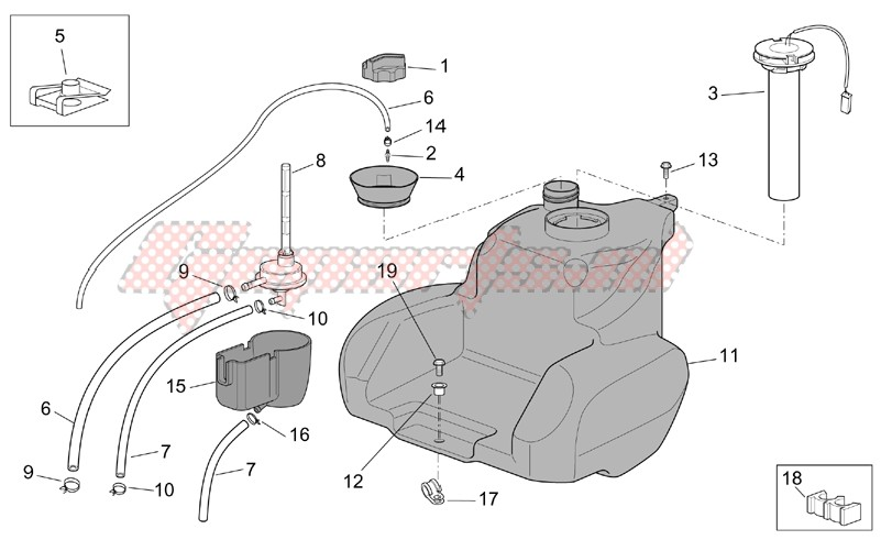 Fuel tank I image