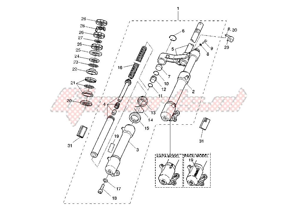 yamaha aerox 50 wiring diagram