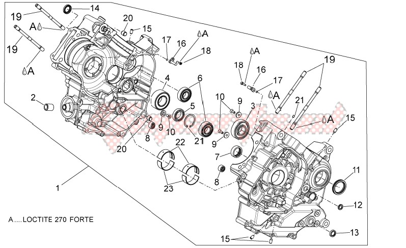 ENGINE-Crankcases I