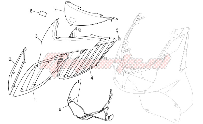 Front body - Front cover image