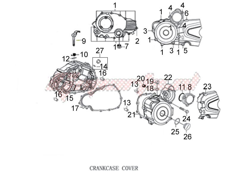 Crankcase cover image