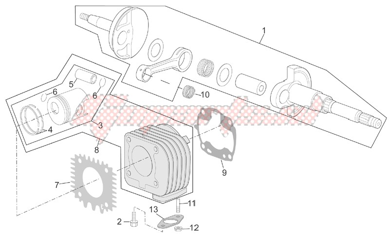 Cylinder - Piston image
